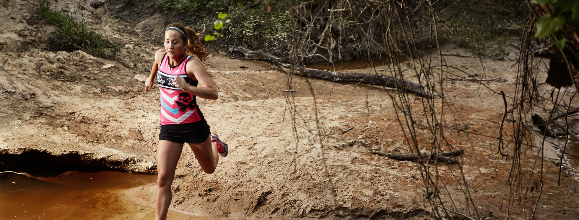 Behind the Scenes: Trail Running Photo Shoot